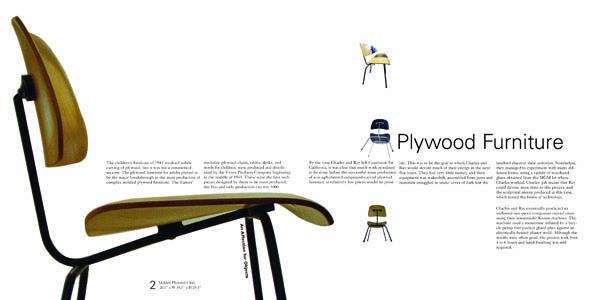 OSU Work: Eames