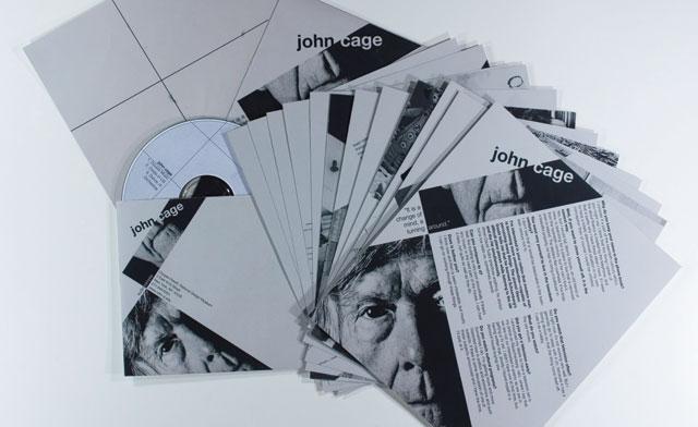 John Cage Catalog