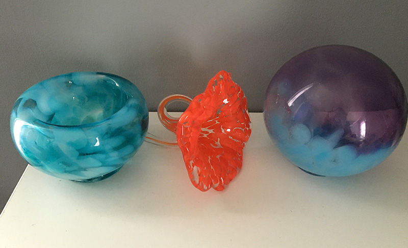 Glass Blowing Pieces
